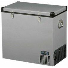 Компрессорный автохолодильник Indel B TB 130 Steel (130 л)